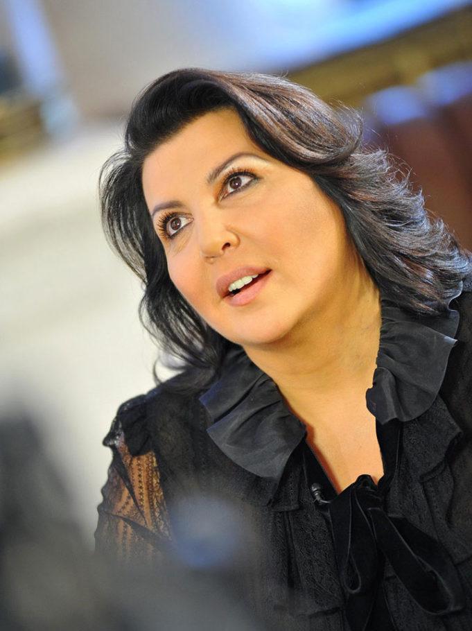 Мария ГУЛЕГИНА: Голос один и замене не подлежит