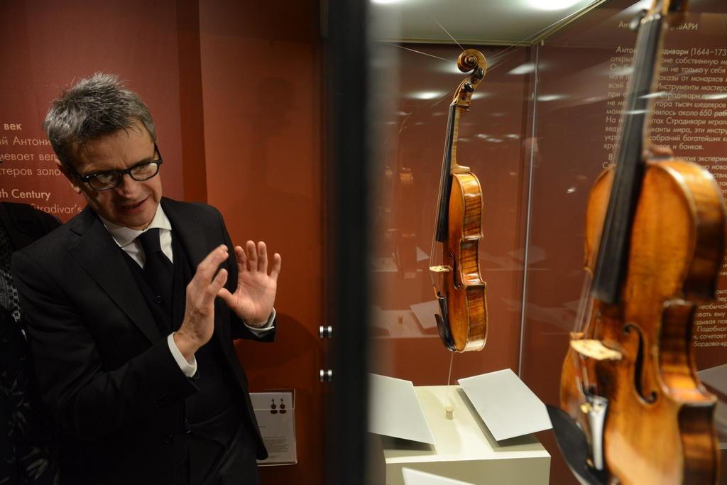 В Музее музыки состоялось закрытие российско-итальянского выставочного проекта