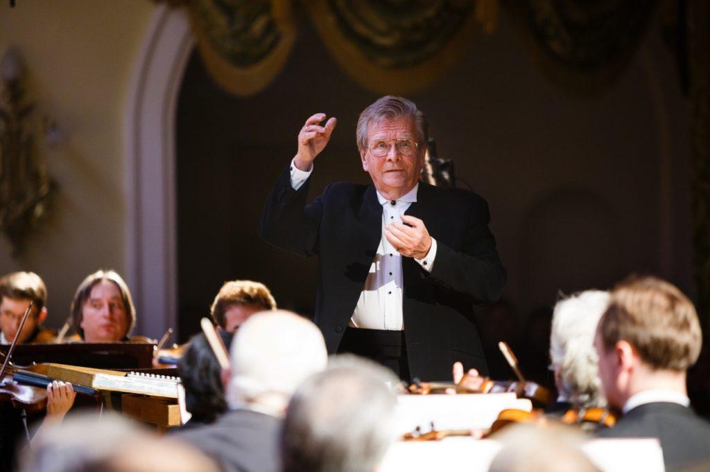 Владимир Федосеев представит заключительный концерт цикла «Чайковский. Письма к тебе…»