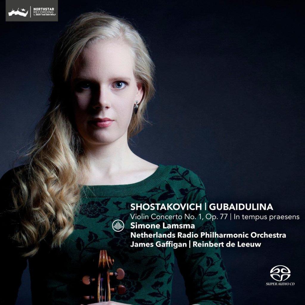 Дмитрий Шостакович, София Губайдулина. <br>Скрипичные концерты. <br>Challenge Classics