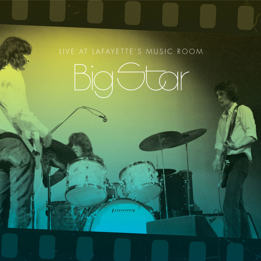 Big Star. <br>Live At Lafayette's Music Room. <br>Omnivore