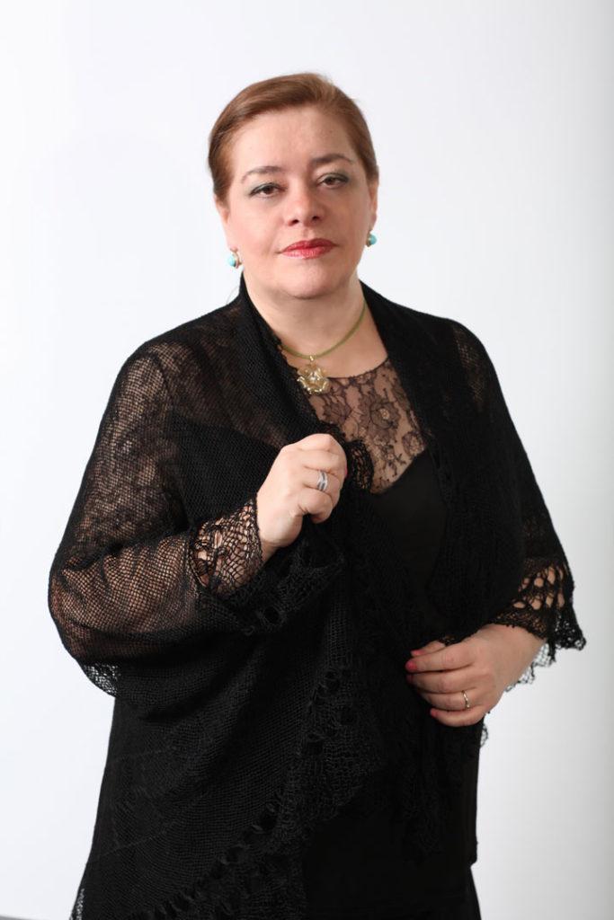 Лариса ГЕРГИЕВА: Счастье, когда жизнь посвящена любимому делу