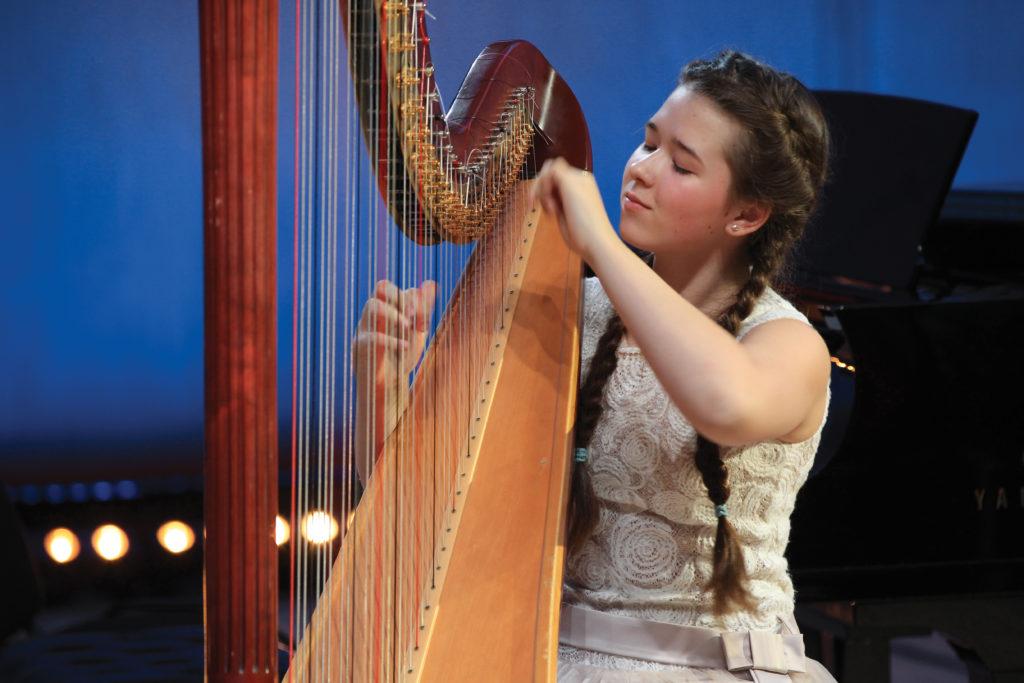 Дарья Румянцева: Конкурсы очень важны длямолодых музыкантов