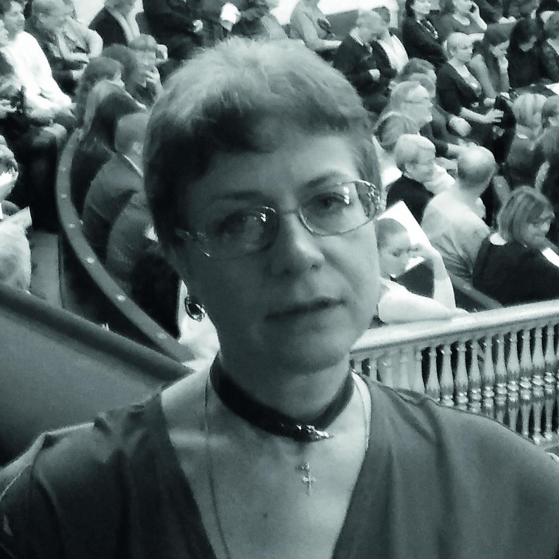 Татьяна Елагина