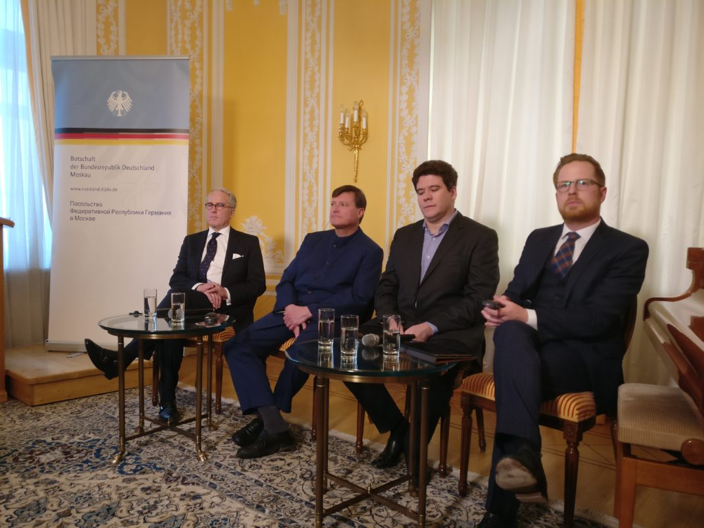 Дрезденская госкапелла исполнит в Москве музыку Листа и Брамса