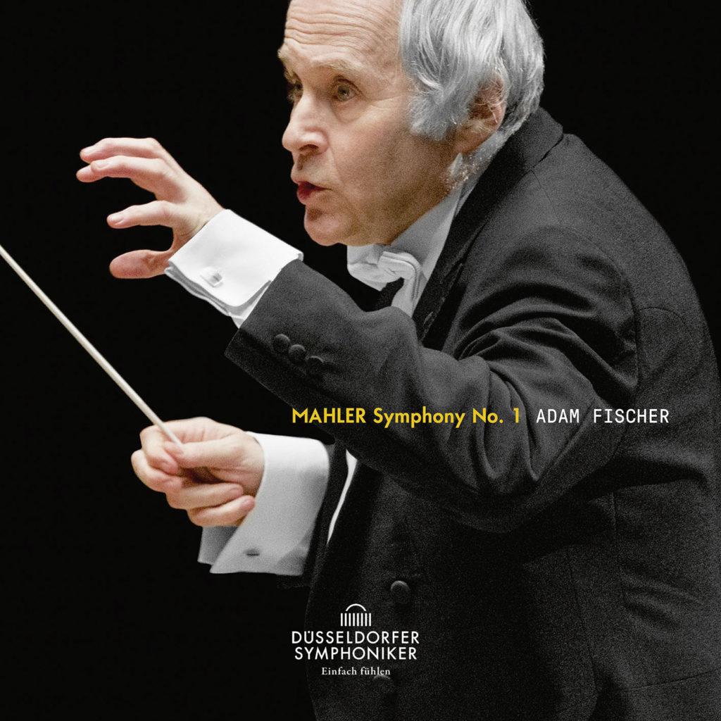 Малер. <br>Симфония №1 <br>Адам Фишер иСимфонический оркестр Дюссельдорфа <br> CAvi-music<br>CD
