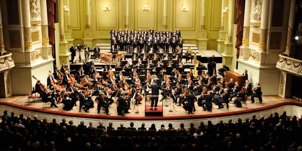 Дрезденская государственная капелла выступит в Московской филармонии