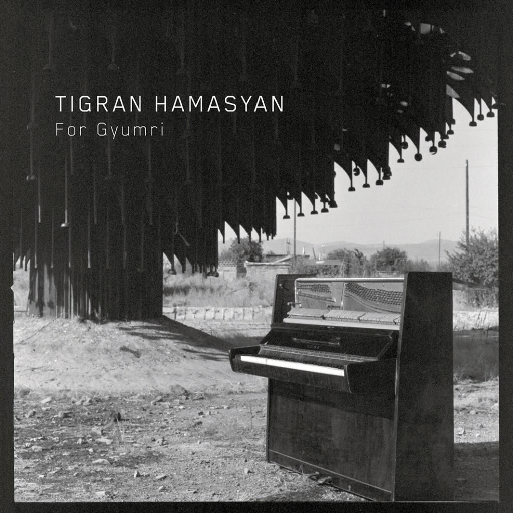 Tigran Hamasyan <br>For Gyumri <br>Nonesuch<br>CD