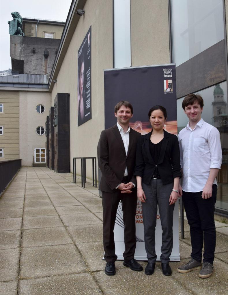 Москвич стал финалистом молодежного дирижерского конкурса в Зальцбурге