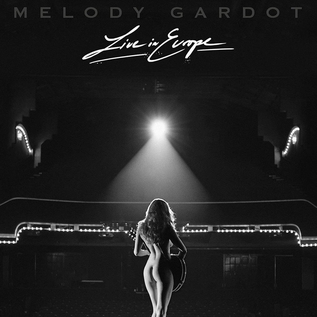 Melody Gardot <br>Live In Europe  <br>Decca/Universal <br>CD