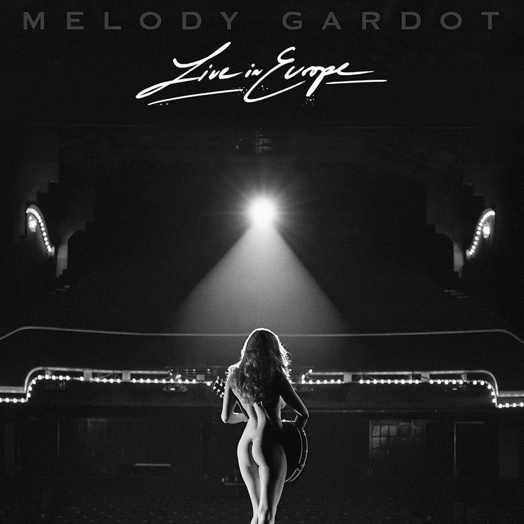 Melody Gardot Live In Europe  Decca/UniversalCD