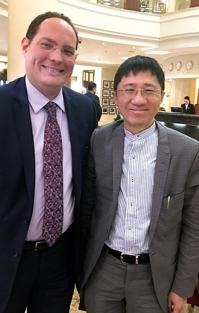 Кристофер Чен: Быть одновременно иартистом, ируководителем нелегко