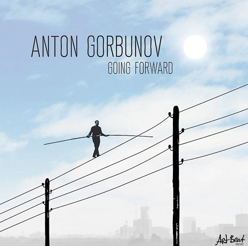 Anton Gorbunov «Going Forward» ArtBeat Music CD