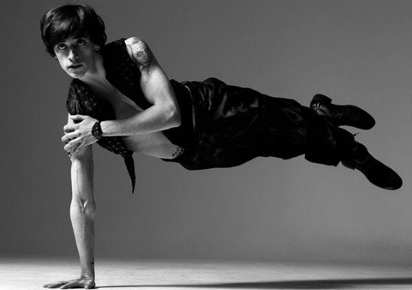 «Танцовщик» в Центре фотографии братьев Люмьер