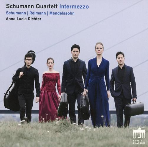 Шуман, Райман, Мендельсон <br>«Интермеццо» <br>Berlin Classics