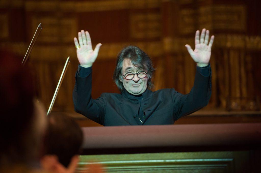 Всероссийский юношеский симфонический оркестр отправляется в Азию