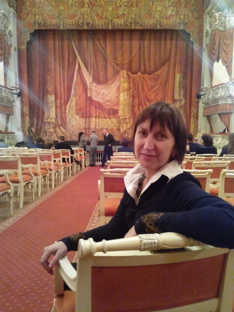 Наталья Курюмова