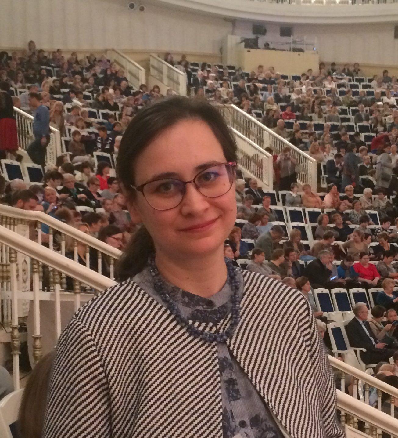 Екатерина Шелухина