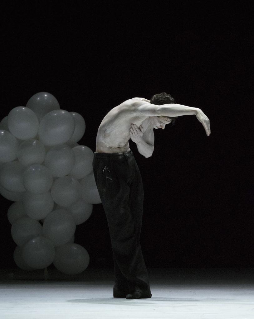 За балет приемлю отставку