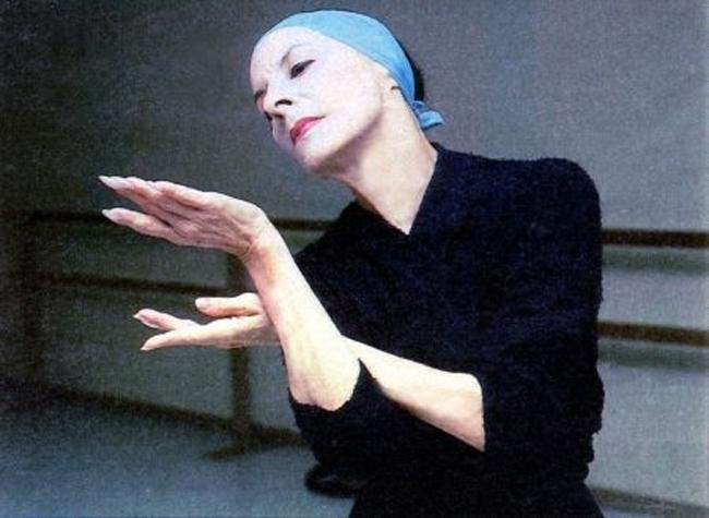 Алисия Алонсо вновь приглашает к танцу
