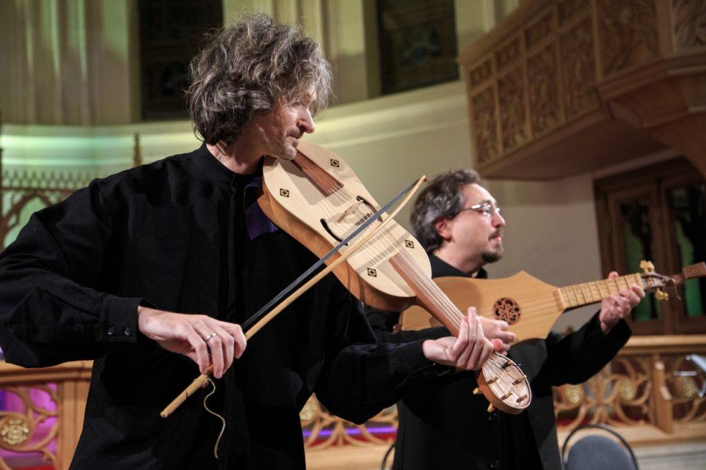 В Москве пройдет фестиваль средневековой музыки MusicaMensurata