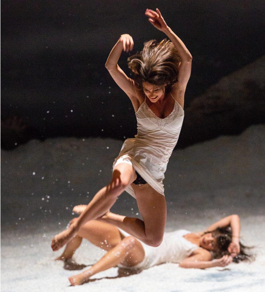 Танцы повертикали