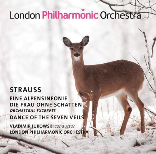 Рихард Штраус Лондонский филармонический оркестр Владимир Юровский LPO CD