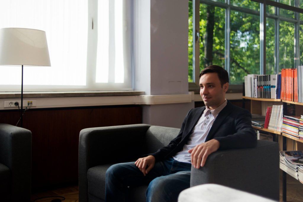 Ярослав Тимофеев возглавил журнал «Музыкальная академия»