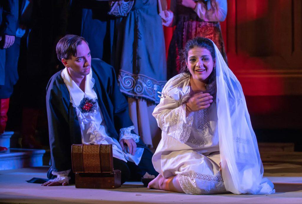 Царская невеста в царских сенях