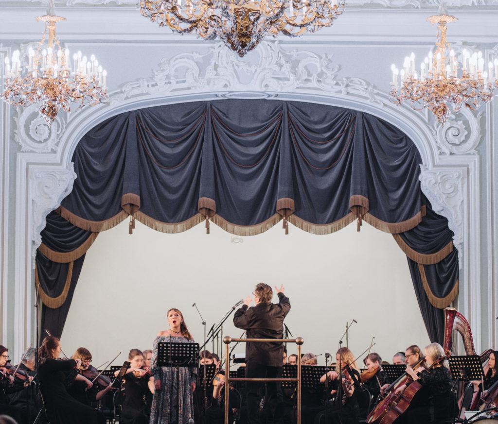 Как приготовить симфонию