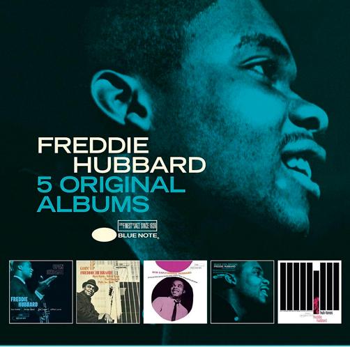 Freddie Hubbard 5 Original Albums Blue Note/Universal CD