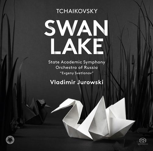 Tchaikovsky. Swan Lake. <br>State Academic Orchestra ofRussia «Evgeny Svetlanov». <br>Vladimir Jurowski <br>Pentatone <br>CD