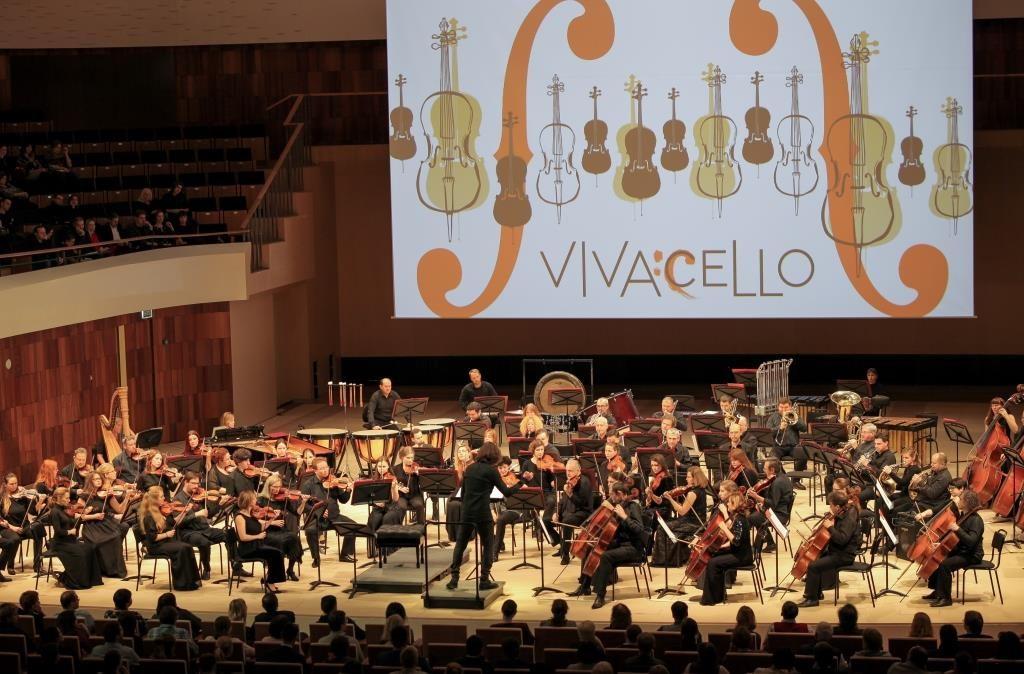 Viva, cello!