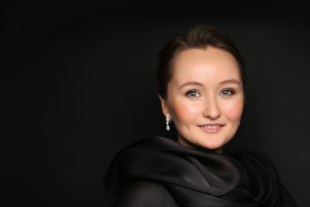 Юлия Лежнева: <br>Мечтаю омузыке Иоганна Себастьяна Баха