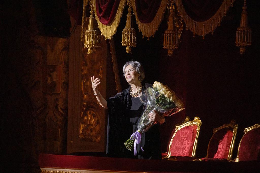 Полетная муза Большого театра