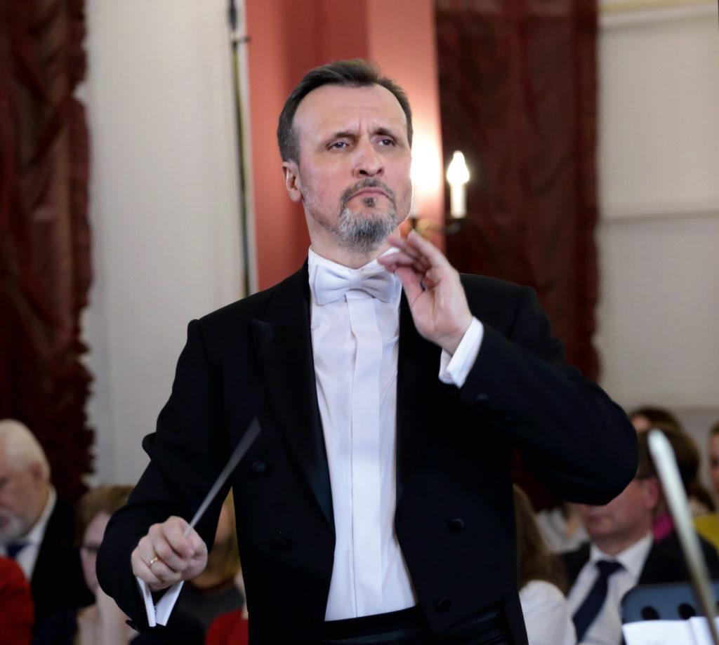 Владимир Горбик: <br>Музыкальное сообщество едино ихочет служить людям
