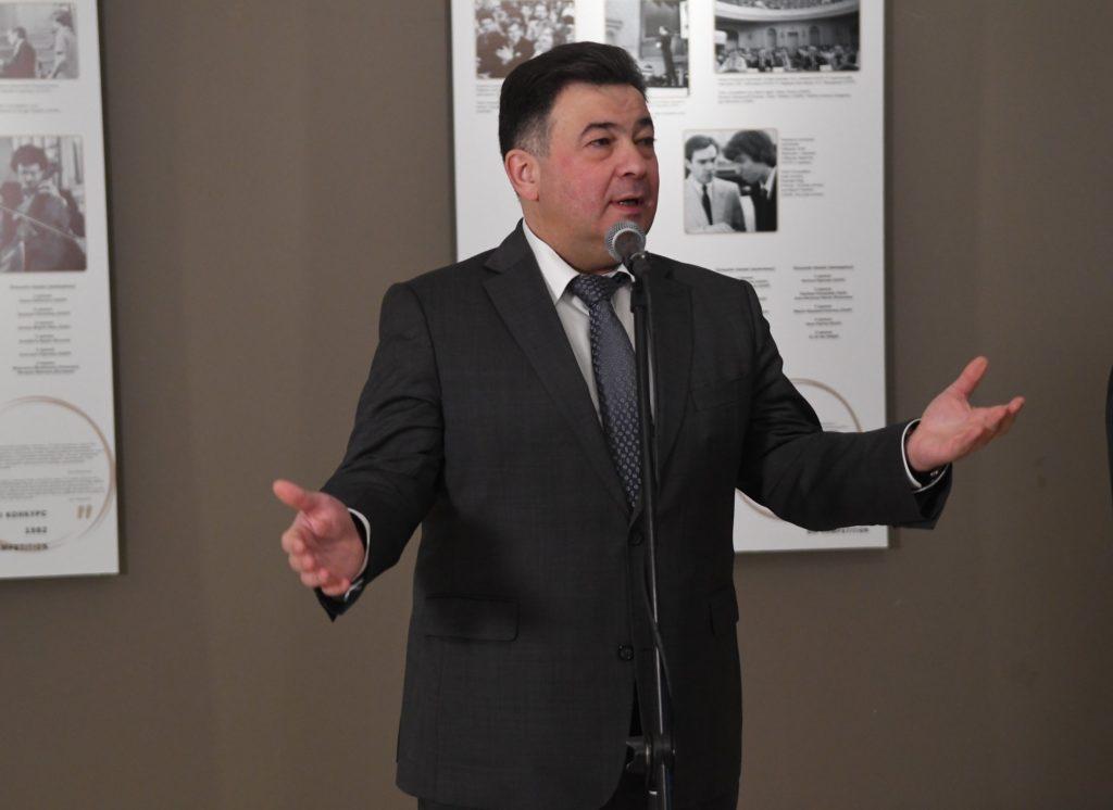 Михаил Брызгалов: Конкурс Чайковского пройдет по организационным правилам Чемпионата мира по футболу
