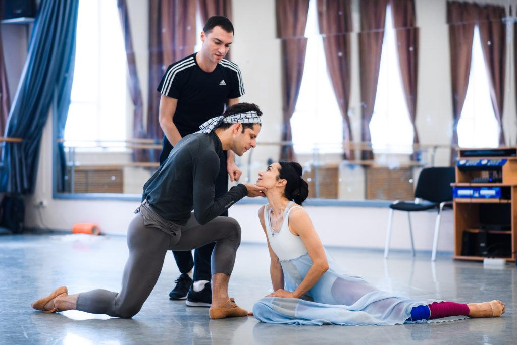 Пермский балет представит премьеру «Шахерезады»