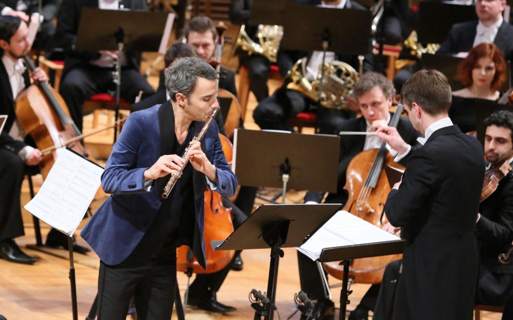 Танго на флейте и французские поцелуи