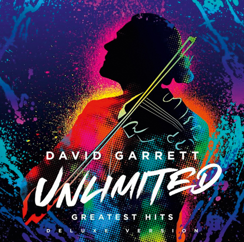 David Garrett <br>Unlimited– Greatest hits <br>Polydor / Universal Music <br>CD