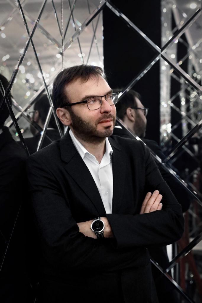 Дмитрий Бертман: Я ощущаю себя защитником театра