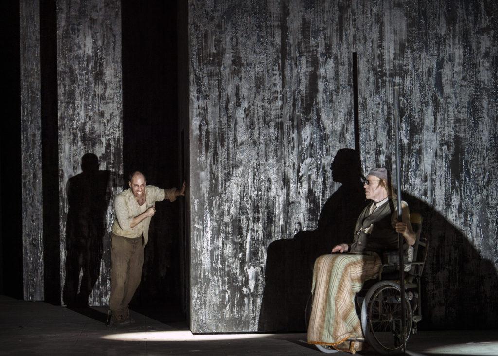 Новая опера в сердце старой Европы