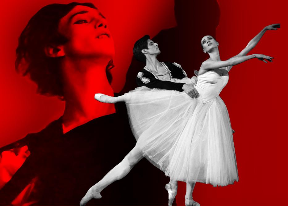 18 апреля в Государственном Кремлевском дворце – вечер балета «Вацлав Нижинский. Бог танца»
