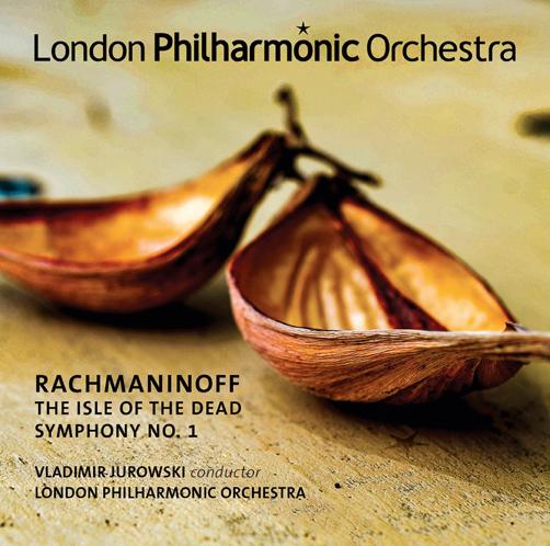 Rachmaninoff. <br>The Isle of the Dead Symphony №1 <br>Vladimir Jurowski <br>London Philharmonic Orchestra <br>CD