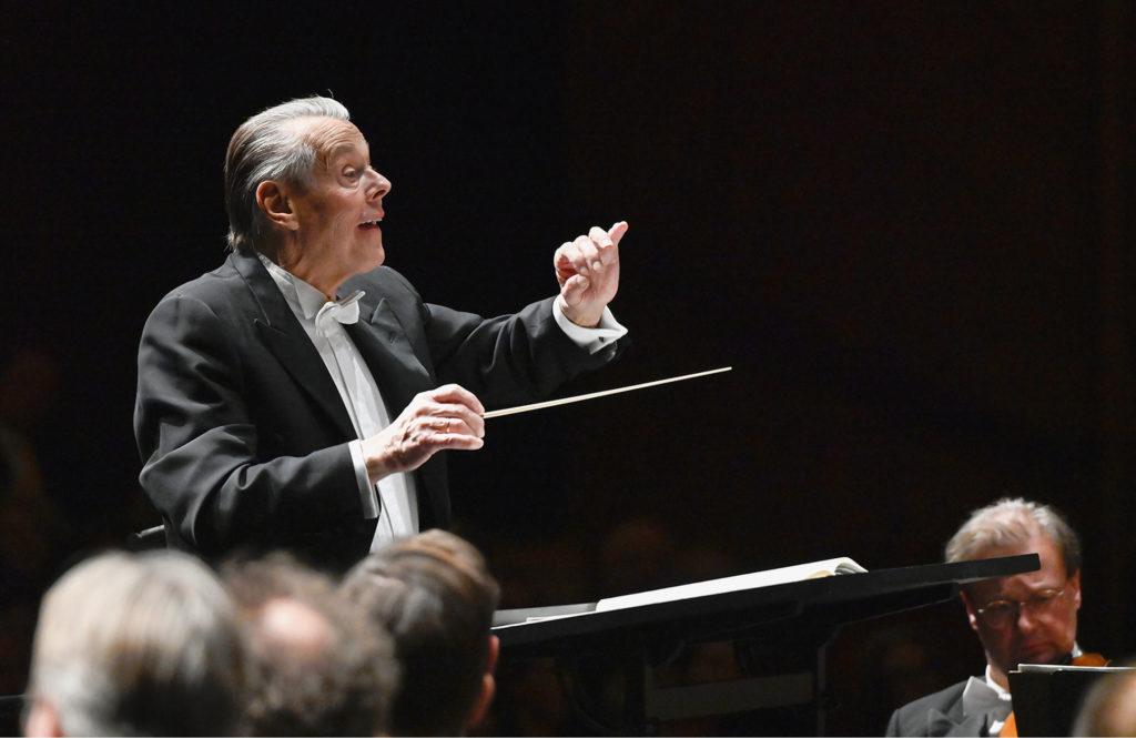 Марис Янсонс: <br>Концерты Зальцбургского фестиваля– залог высочайшего качества и аристократического музыкального вкуса