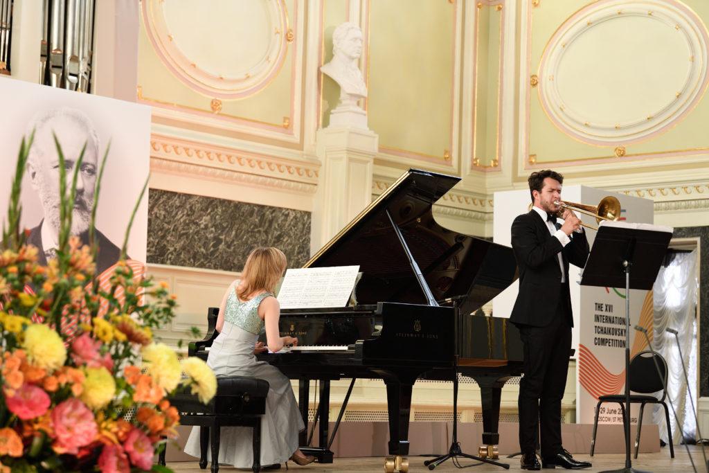 Объявлены участники II тура XVI Международного конкурса имени П. И. Чайковского по специальностям «медные духовые инструменты»
