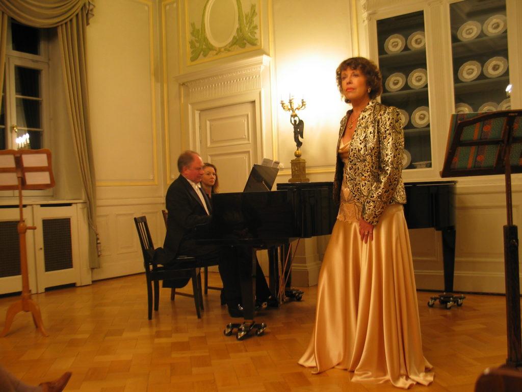 Доротея Рейнгардт: Классический вокал – тоже спорт высоких достижений