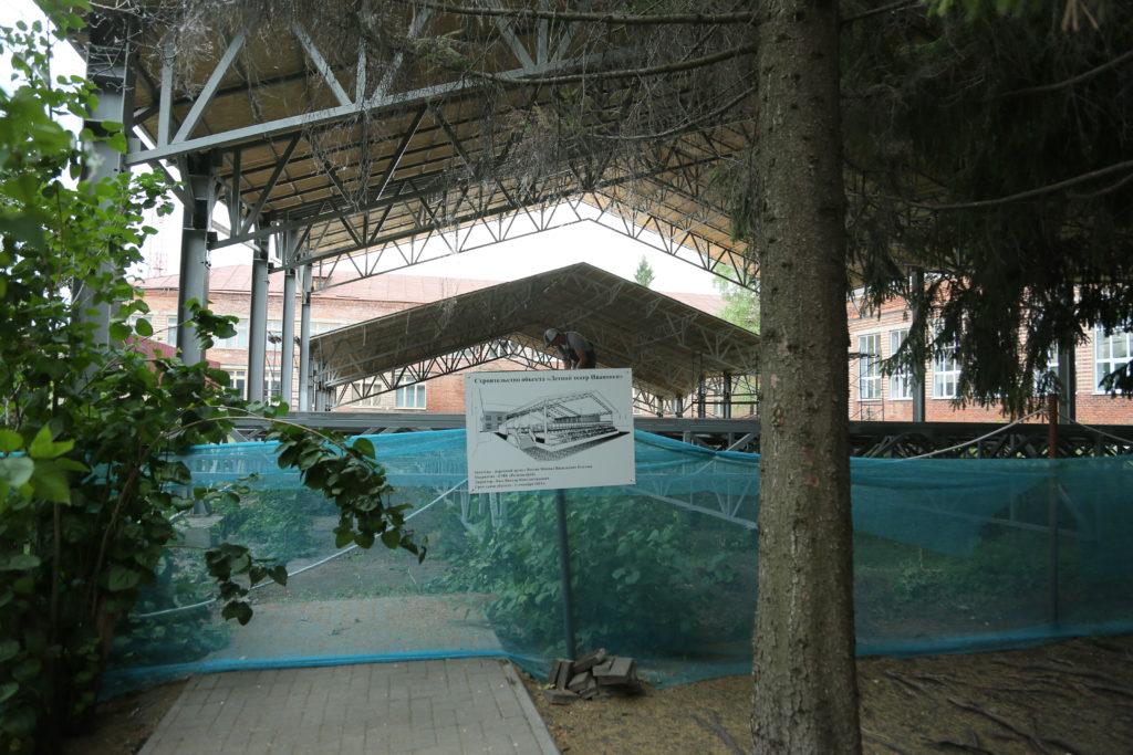 Михаил Плетнев строит в «Ивановке» концертный зал