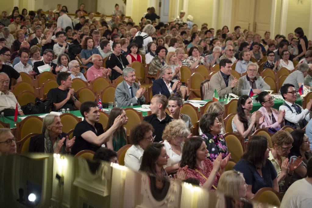 Трансляция событий XVI Международного конкурса имени П. И. Чайковского на medici.tv за три дня с момента старта музыкального состязания собрала около 3 миллионов просмотров