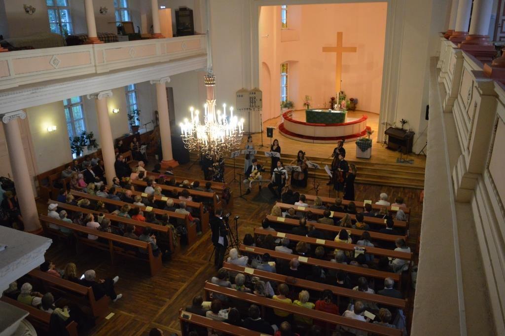 XII музыкально-поэтический фестиваль «В сторону Выборга» 17-25 августа 2019 года